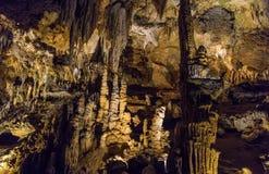 luray caverns royaltyfria bilder
