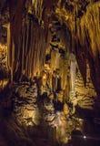 luray caverns fotografering för bildbyråer