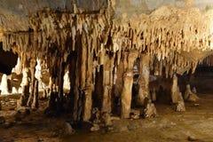 Luray Caverns i Luray, Virginia Royaltyfria Bilder