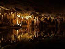 Luray Caverns i Luray, Virginia/USA, 2008 Royaltyfri Foto