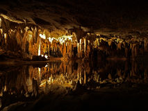 Luray Caverns in Luray, Virginia/USA, 2008 Lizenzfreies Stockfoto
