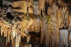 Luray Caverns in Luray, Virginia Stock Photos