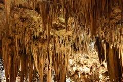 Luray Caverns in Luray, Virginia Stock Photo