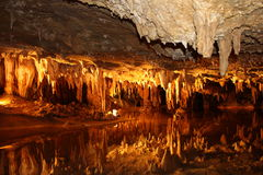 Luray Caverns Stock Images