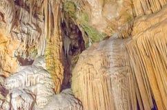 Luray Caverns, Virgínia Fotografia de Stock Royalty Free