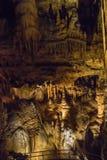Luray Höhlen lizenzfreie stockfotografie