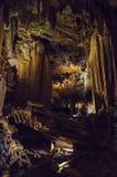 Luray Höhlen stockfotografie