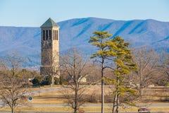 Luray Singing Tower, Virginia, los E.E.U.U. fotografía de archivo libre de regalías