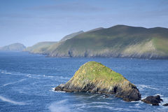 Lure and Blasket Islands, Dingle Peninsula Stock Photos