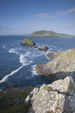 Lure and Blasket Islands, Dingle Peninsula Stock Images
