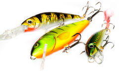 Lures Stock Images