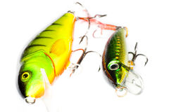 Lures Royalty Free Stock Photo