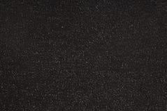 黑lurex布料 免版税图库摄影