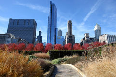 Lurie Garden Royalty Free Stock Images