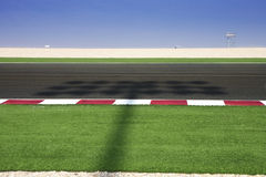 Lusail Race Track Stock Photo