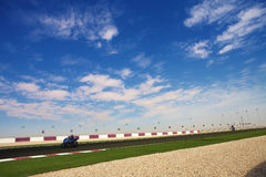 Lusail Race Track Royalty Free Stock Images