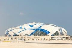 Lusail Stadium in Doha, Qatar Royalty Free Stock Photo