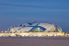 Lusail Stadium in Doha, Qatar Stock Images