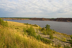Lusatian lakeland, Germany Stock Images