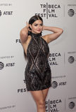 Luscious Ariel Winter Makes a Provocative Entrance at the 2017 Tribeca Film Festival Stock Photos