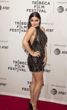 Luscious Ariel Winter Sizzles on `Dog Years` Red Carpet at 2017 Tribeca Film Festival. Sexy actress, known for her role in the hit sitcom, `Modern Family,` Ariel Royalty Free Stock Photography