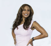 Luscious Beverly Johnson`s Still Got It Royalty Free Stock Photography