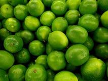 Luscious Limes Royalty Free Stock Photos