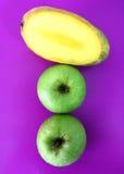 luscious ny frukt Arkivfoto