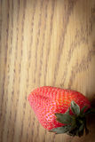 Luscious Strawberry Royalty Free Stock Images