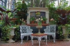 Lush Garden Stock Images