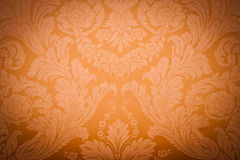 Lush Golden Pattern Royalty Free Stock Image