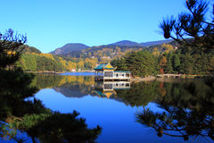 Lushan in autumn Royalty Free Stock Photography