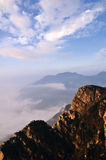 Lushan in China Royalty Free Stock Images