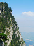 Lushan mountains Royalty Free Stock Photo