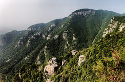Lushan. Wulaofeng, Jiangxi Province,China Stock Images