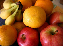 lushious frukt Royaltyfri Fotografi