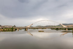 Lusitania Bridge Merida Royalty Free Stock Photos