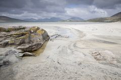Luskentyre Beach Stock Photos