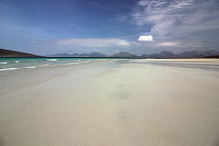 Luskentyre beach, Isle of Harris, Scotland Royalty Free Stock Photography
