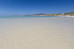 Luskentyre - Hebrides esterno Fotografia Stock Libera da Diritti