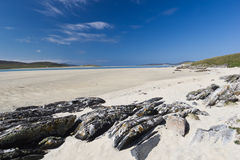 Luskentyre - Outer Hebrides Royalty Free Stock Image
