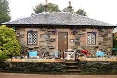 Luss, Loch Lomond, Ecosse Photo libre de droits
