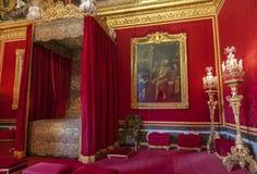 Lusso di abbagliamento del palazzo di Versailles fotografie stock