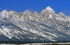 lustful berg Royaltyfri Foto