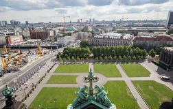 Lustgarten Berlin Royalty Free Stock Photography