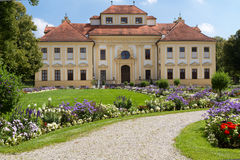 """""""Lustheim"""" Castle outside of Munich, Germany Stock Image"""