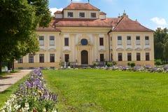 lustheim munich Германии замока снаружи Стоковые Фотографии RF