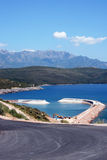 Lustica Bay Stock Photography