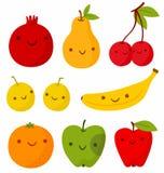 Lustige Früchte Lizenzfreie Stockfotografie
