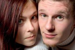 Lustige Gesichter Lizenzfreies Stockfoto